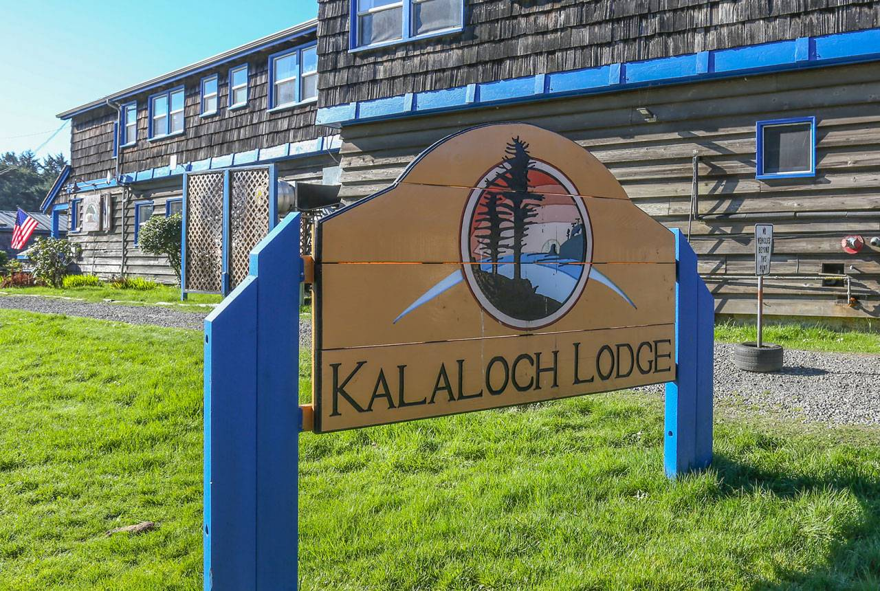 Follow maps and directions to Kalaloch Lodge, and look for our welcoming sign.