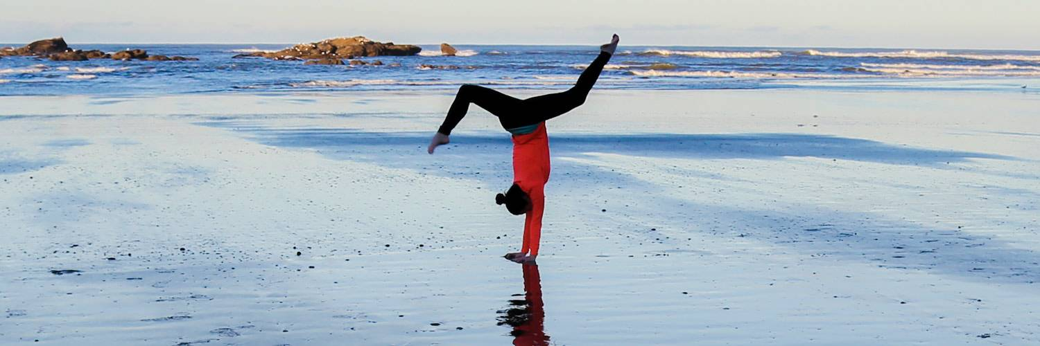 Kalaloch Lodge yoga and wellness package