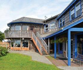 Stay at Kalaloch Lodge in Olympic National Park