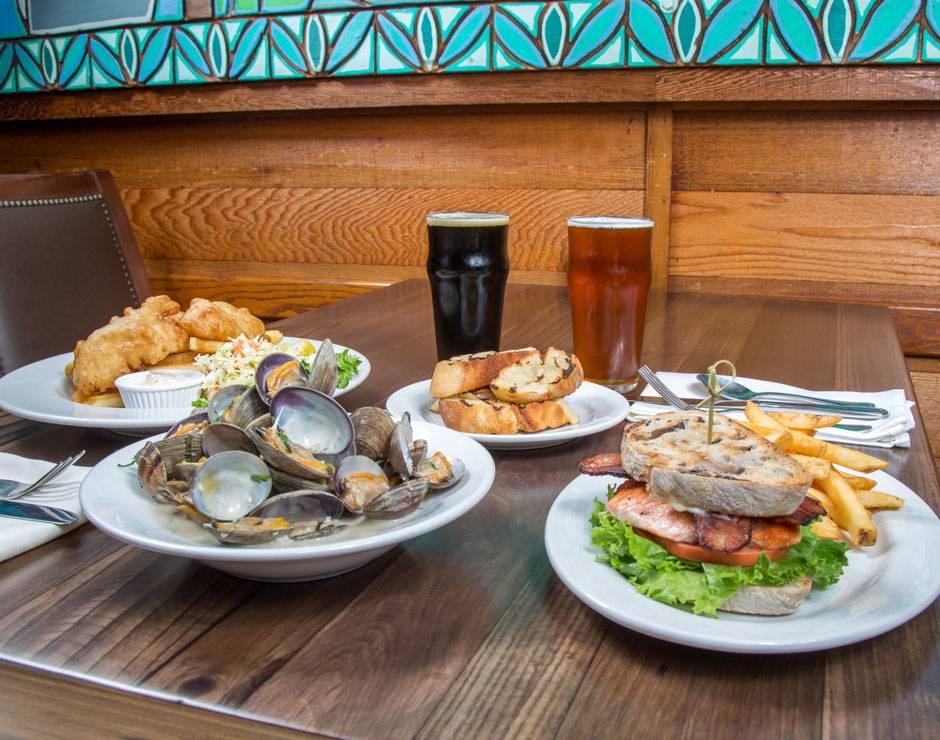 Creekside Restaurant Olympic National Park